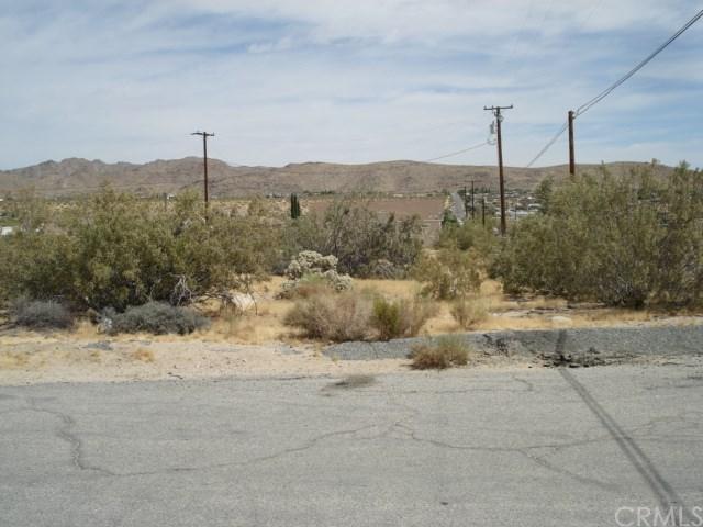 0 Desert Air Street, Joshua Tree, CA 92252 (#JT19148843) :: Steele Canyon Realty
