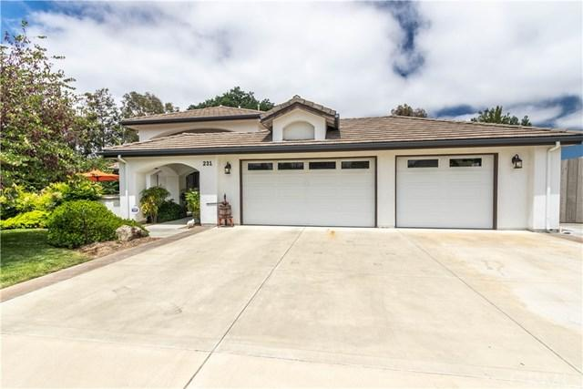 231 Nutwood Circle, Paso Robles, CA 93446 (#NS19148664) :: Heller The Home Seller
