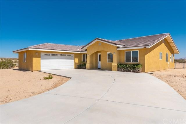 71686 Kelsey Road, 29 Palms, CA 92277 (#JT19133567) :: Fred Sed Group