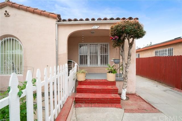 211 E 105 Street, Los Angeles (City), CA 90003 (#SB19148677) :: DSCVR Properties - Keller Williams