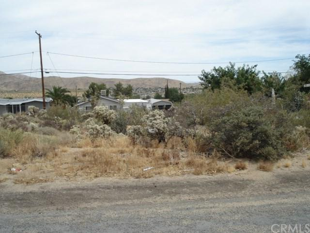 0 El Cajon Drive, Joshua Tree, CA 92252 (#JT19149045) :: Steele Canyon Realty
