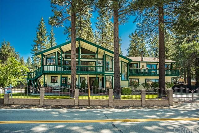 39514 N Shore Drive, Big Bear, CA 92333 (#PW19149064) :: Heller The Home Seller