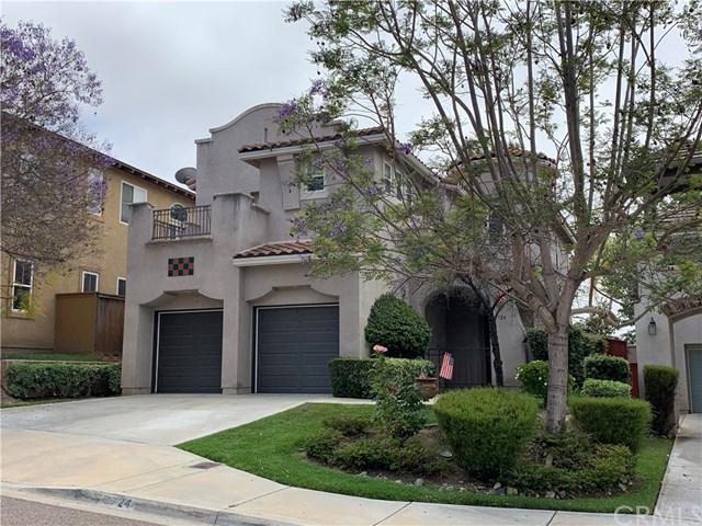 1724 Kenwood Place, San Marcos, CA 92078 (#OC19149104) :: eXp Realty of California Inc.