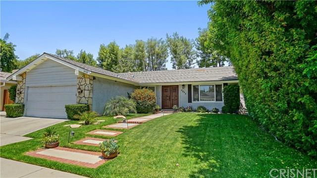 8448 Samra Drive, West Hills, CA 91304 (#SR19143905) :: Heller The Home Seller