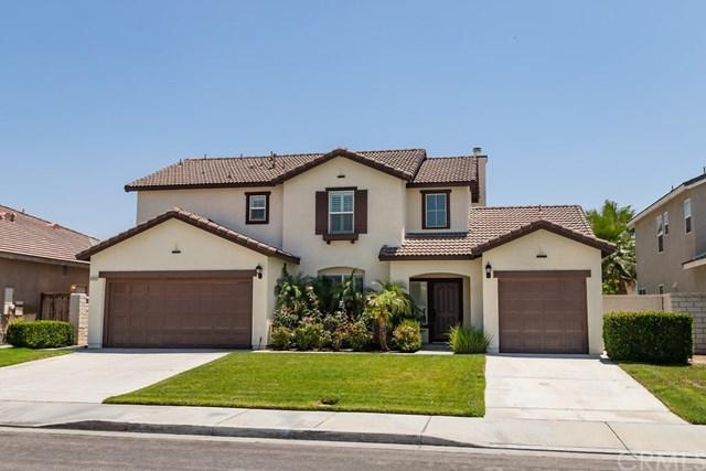 6050 Valencia Street, Eastvale, CA 92880 (#AR19149111) :: The DeBonis Team