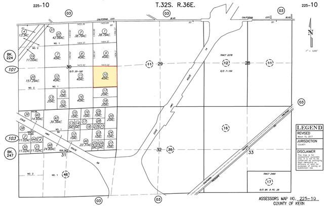 40-AC On North West Corner Of 14 Hwy. And Hwy. 58, Mojave, CA  (#SR19147299) :: Heller The Home Seller