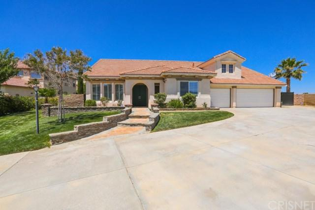 40941 Oakgrove Court, Palmdale, CA 93551 (#SR19149174) :: Heller The Home Seller