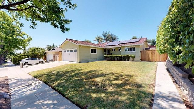 2205 Yosemite Drive, Milpitas, CA 95035 (#ML81757980) :: Heller The Home Seller