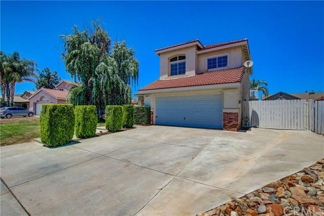 25654 Sunnyvale Court, Menifee, CA 92584 (#SW19148925) :: Heller The Home Seller