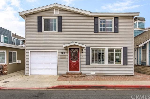 122 33rd Street, Newport Beach, CA 92663 (#PW19149567) :: Hart Coastal Group