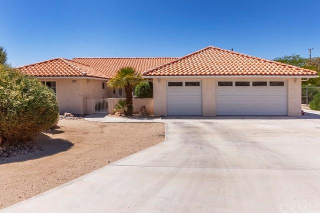 8171 Joshua Court, Yucca Valley, CA 92284 (#JT19132001) :: Steele Canyon Realty