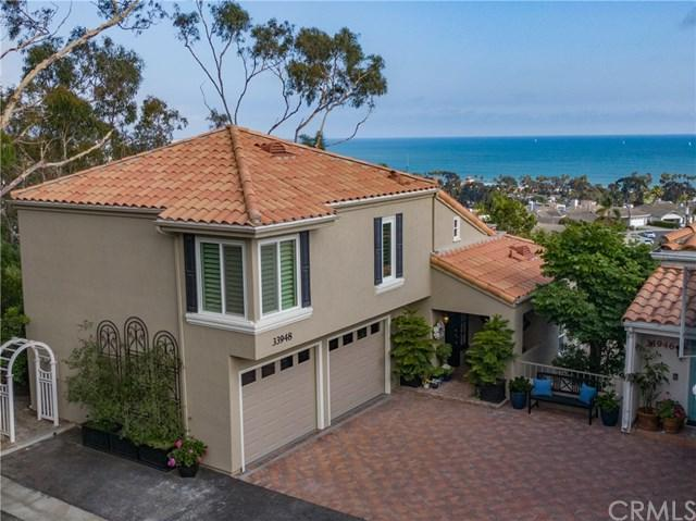 33948 Calle La Primavera, Dana Point, CA 92629 (#OC19149625) :: Blake Cory Home Selling Team