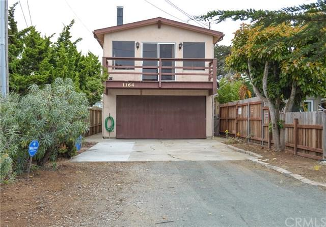 1164 12th Street, Los Osos, CA 93402 (#SC19147202) :: Fred Sed Group