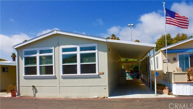114 Bay Drive, San Clemente, CA 92672 (#OC19143781) :: The Danae Aballi Team