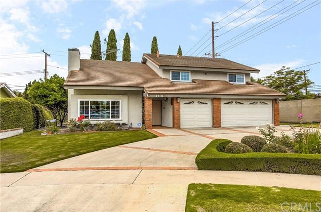 14011 Dall Lane, Tustin, CA 92780 (#PW19149523) :: Cal American Realty