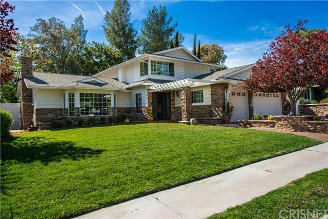4029 Patrick Henry Place, Agoura Hills, CA 91301 (#SR19149400) :: Allison James Estates and Homes