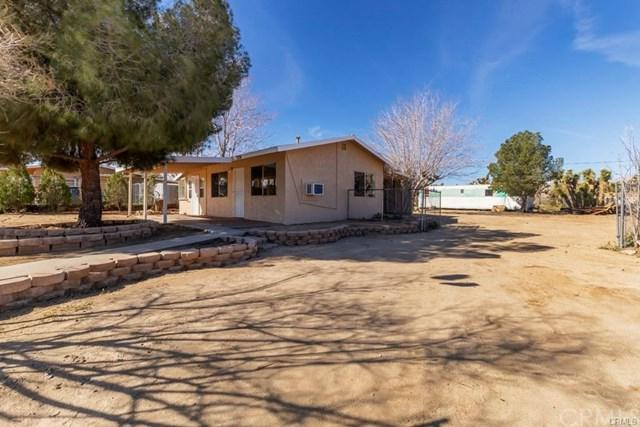 7124 Seymour Drive, Yucca Valley, CA 92284 (#JT19150205) :: Steele Canyon Realty