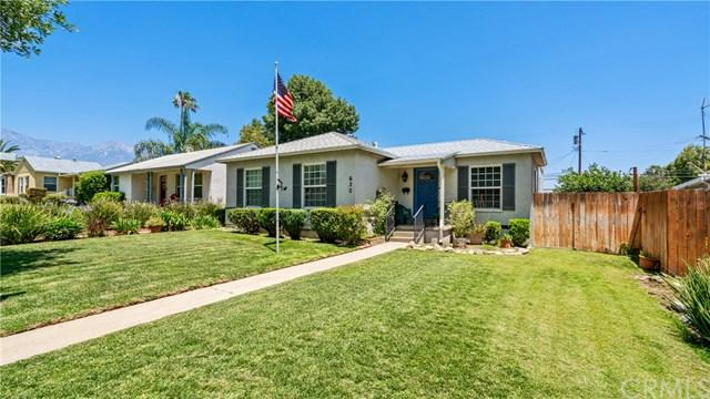 630 N Campus Avenue, Upland, CA 91786 (#CV19150171) :: The Costantino Group | Cal American Homes and Realty