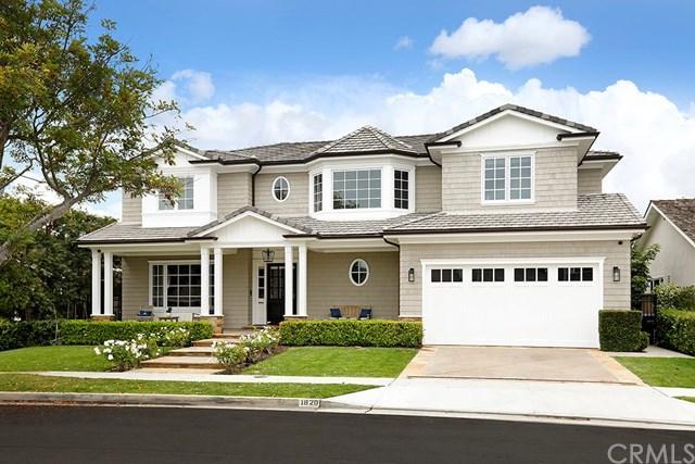 1820 Port Charles Place, Newport Beach, CA 92660 (#NP19150414) :: The Danae Aballi Team