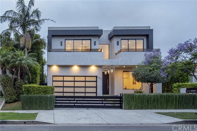 607 N Curson Avenue, Los Angeles (City), CA 90036 (#PW19145688) :: The Parsons Team