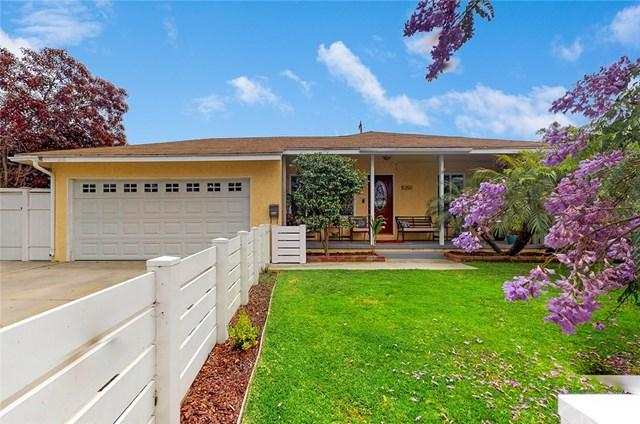 5350 E Coralite Street, Long Beach, CA 90808 (#PW19149781) :: Vogler Feigen Realty