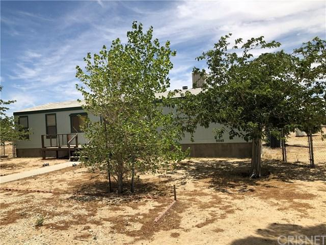 9040 60th, Mojave, CA 93501 (#SR19150830) :: Rogers Realty Group/Berkshire Hathaway HomeServices California Properties