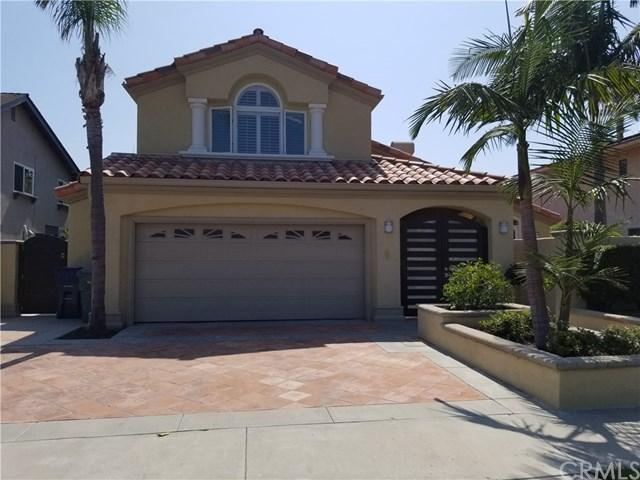 16811 Sea Witch Lane, Huntington Beach, CA 92649 (#OC19149200) :: The Danae Aballi Team