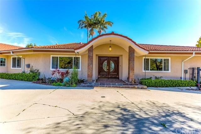 2168 Citron Road, La Habra Heights, CA 90631 (#TR19151108) :: The Parsons Team