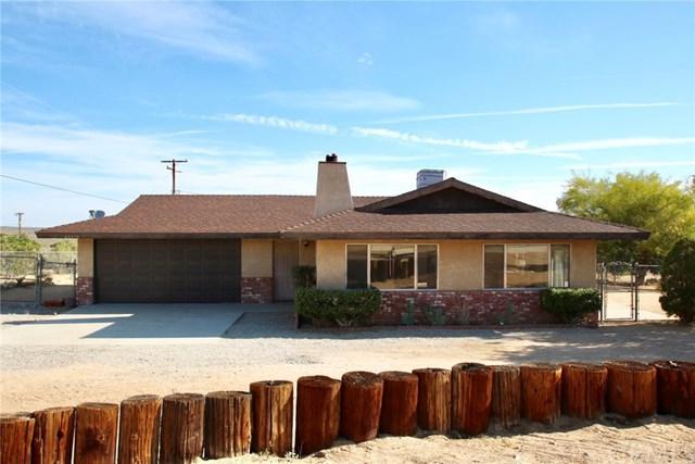 60370 Adobe Road, Joshua Tree, CA 92252 (#JT19151466) :: Steele Canyon Realty