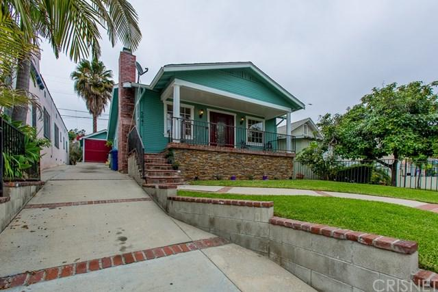 5041 Range View Avenue, Highland Park, CA 90042 (#SR19151600) :: Allison James Estates and Homes