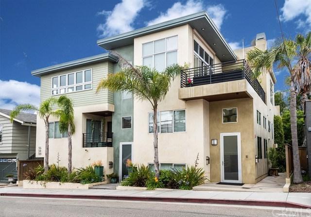 516 8th Street, Hermosa Beach, CA 90254 (#SB19143002) :: The Danae Aballi Team