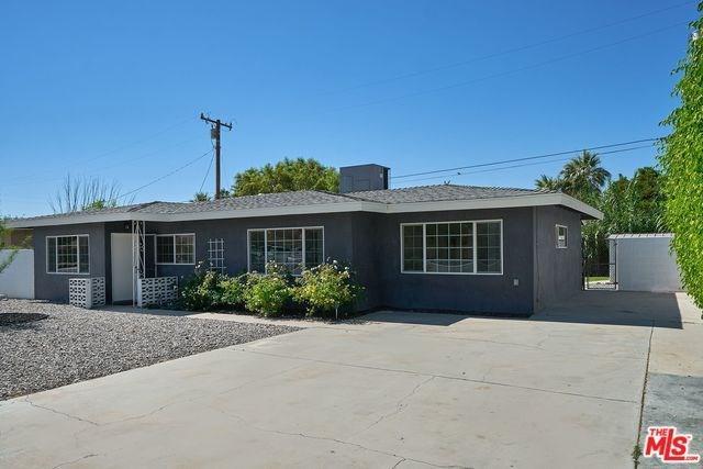 4193 E Calle San Raphael, Palm Springs, CA 92264 (#19482354) :: The Darryl and JJ Jones Team