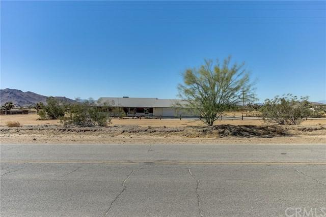 59733 Aberdeen Dr, Yucca Valley, CA 92284 (#SW19150291) :: RE/MAX Masters