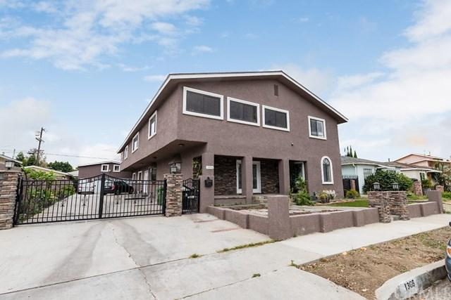 1306 W M Street, Wilmington, CA 90744 (#IV19147259) :: The Marelly Group   Compass