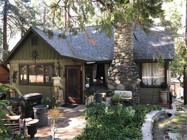 39602 Prospect Drive, Forest Falls, CA 92339 (#EV19150662) :: The Darryl and JJ Jones Team