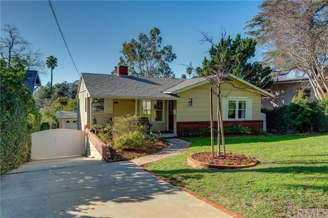 94 E Mira Monte Avenue, Sierra Madre, CA 91024 (#AR19152985) :: RE/MAX Empire Properties