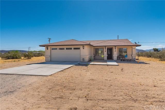5001 1st Street W, Joshua Tree, CA 92252 (#JT19152958) :: Allison James Estates and Homes