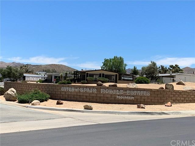 7501 Palm Avenue #189, Yucca Valley, CA 92284 (#JT19153283) :: RE/MAX Masters