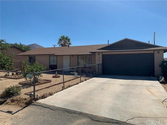 6814 El Sol Avenue, 29 Palms, CA 92277 (#JT19153480) :: Fred Sed Group