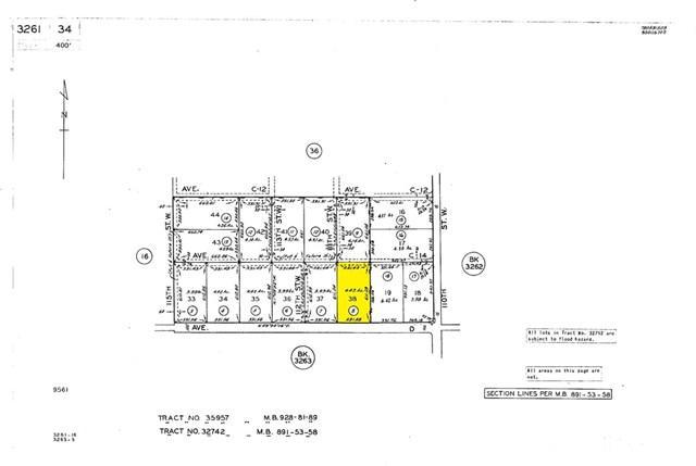 0 Vac/Ave D/Vic 111 Stw, Antelope Acres, CA 93536 (#SW19153560) :: Keller Williams Realty, LA Harbor