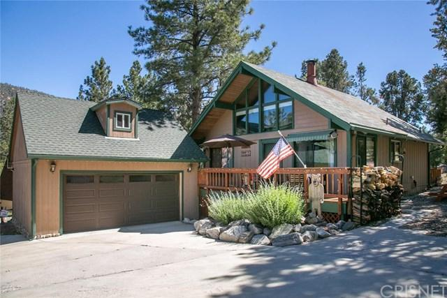 2308 Maplewood Way, Pine Mountain Club, CA 93222 (#SR19119256) :: Team Tami