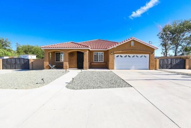 10320 E Avenue S10, Littlerock, CA 93543 (#SR19153829) :: Fred Sed Group