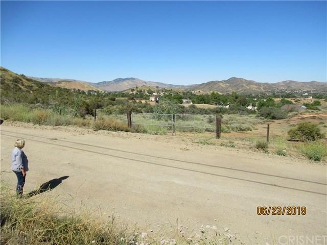 0 Cyn Quail Trl Vic Darlin, Agua Dulce, CA  (#SR19153870) :: Provident Real Estate