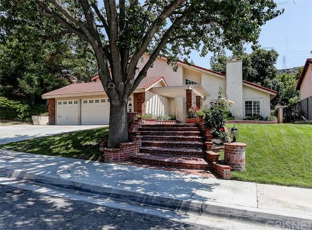 21144 Elder Creek Drive, Saugus, CA 91350 (#SR19141641) :: Z Team OC Real Estate