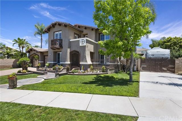 2805 Rosebud Circle, Corona, CA 92882 (#IG19153770) :: Fred Sed Group