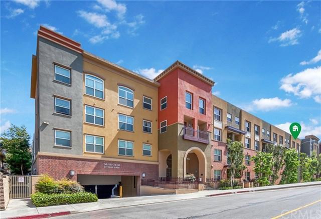 88 E Bay State Street 3J, Alhambra, CA 91801 (#AR19151665) :: Fred Sed Group