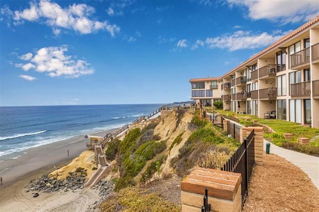 190 Del Mar Shores Ter #42, Solana Beach, CA 92075 (#190035998) :: Team Tami