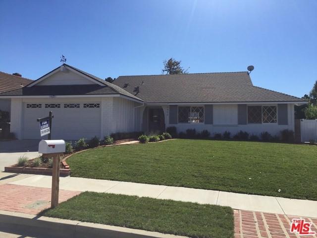 6456 Maplegrove Street, Oak Park, CA 91377 (#19483582) :: Bob Kelly Team