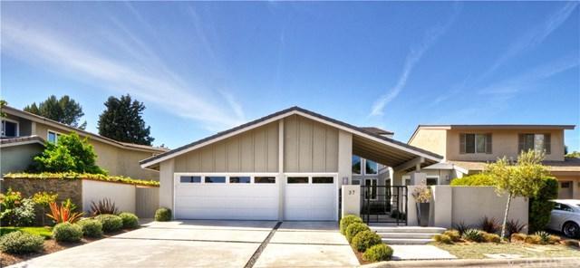 37 Rue Fontainebleau, Newport Beach, CA 92660 (#NP19153135) :: Allison James Estates and Homes