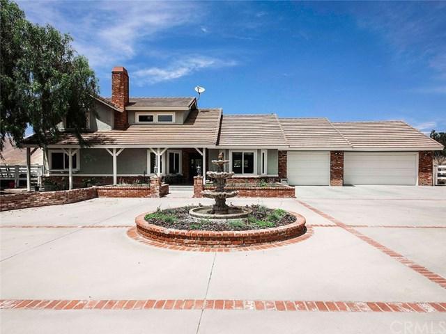 13651 Calle Bonita, Agua Dulce, CA 91390 (#OC19154264) :: Provident Real Estate